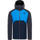 The North Face Stratos Jas Heren grijs/blauw